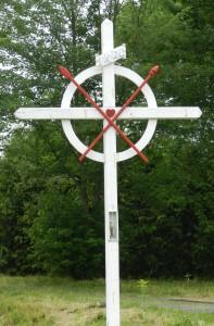 Croix (4) e chemin 104