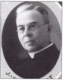 Curé Wilfrid Guillet de 1924 à 1932